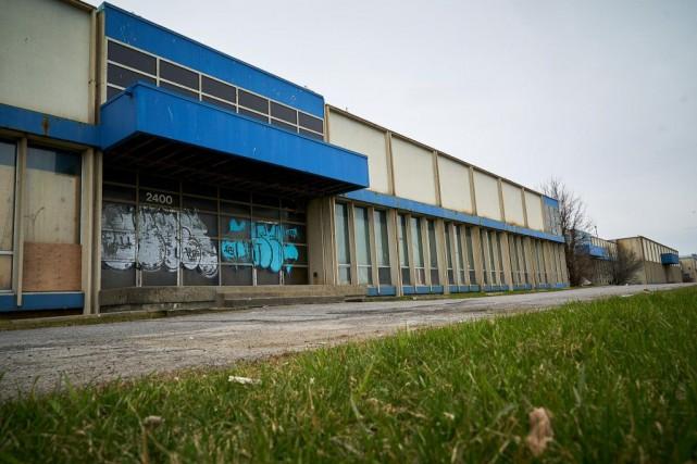 Cominar a obtenu 26millions pour cette bâtisse.... (PHOTO ANDRÉPICHETTE, LA PRESSE)
