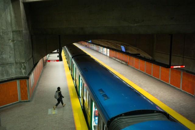 Éric Alan Caldwell, responsable de l'urbanisme, du transport... (PHOTO MARTIN TREMBLAY, ARCHIVES LA PRESSE)