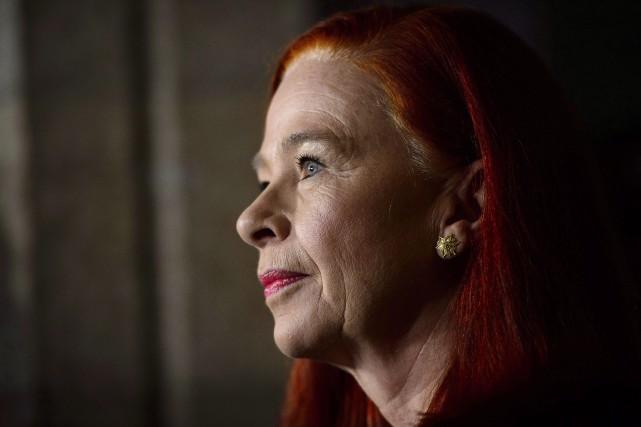 Catherine Tait, PDG de CBC/Radio-Canada.... (PHOTO SEAN KILPATRICK, ARCHIVES LA PRESSE CANADIENNE)