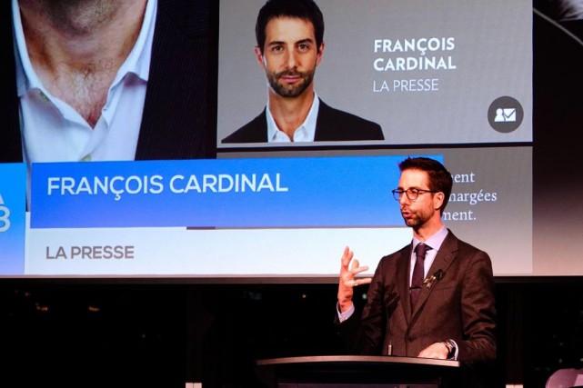 Les juges du Concours canadien de journalisme ont... (PHOTO BERNARD BRAULT, LA PRESSE)