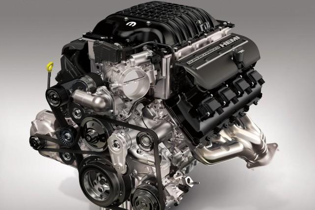 LE V8 HEMI Hellephant 426 de 1000 ch....