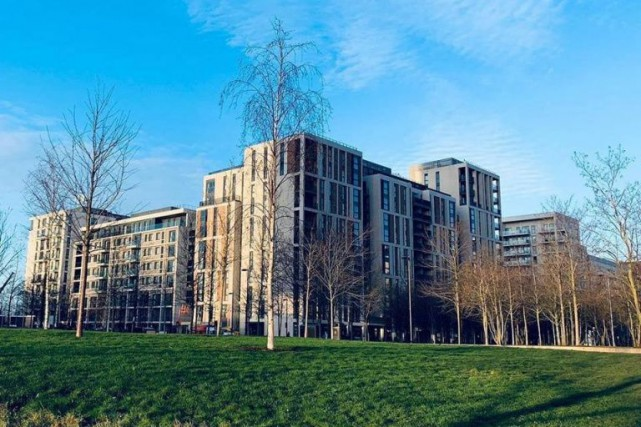 L'East Village, à Londres... (PHOTO TIRÉE DE LA PAGE FACEBOOK DE LA COMMUNAUTÉ)