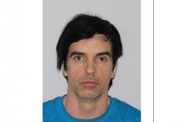 Le suspect a été identifié comme étant Michel... (PHOTO FOURNIE PAR LA POLICE DE LAVAL)