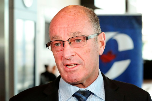 L'ex-maire de Trois-Rivières Yves Lévesque, qui sera candidat... (PHOTO ROBERT SKINNER, ARCHIVES LA PRESSE)