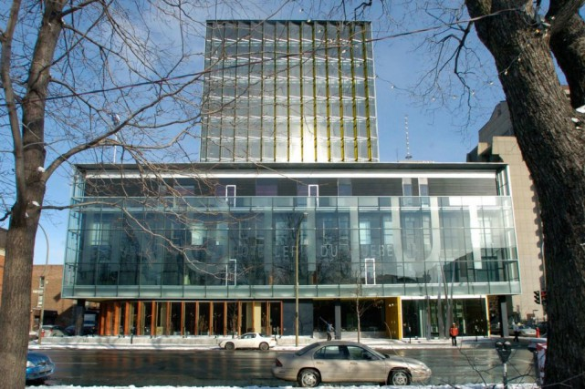 L'Institut de tourisme et d'hôtellerie d Québec....