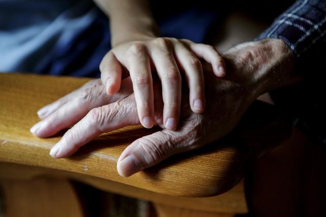 L'organisme L'Appui pour les proches aidants d'aînés investira 50millions de... (PHOTO ALAIN ROBERGE, ARCHIVES LA PRESSE)