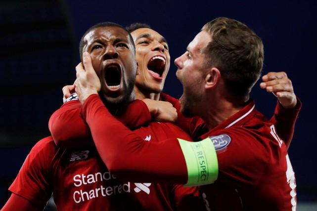 Ligue des champions: retour miraculeux de Liverpool qui passe en finale