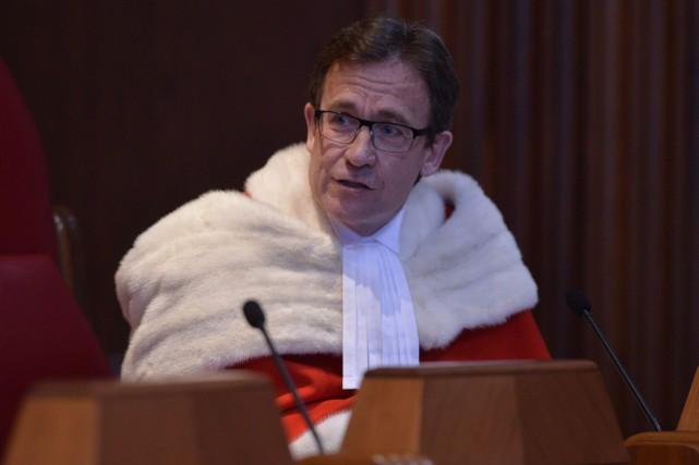 La disparition du juge de la Cour suprême Clément Gascon a causé tout un émoi... (PHOTO ADRIAN WYLD, ARCHIVES LA PRESSE CANADIENNE)