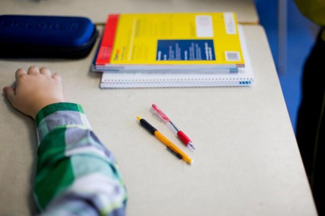 Les écoles seraient dans l'illégalité depuis des années... (PHOTO SARAHMONGEAU-BIRKETT, ARCHIVES LA PRESSE)