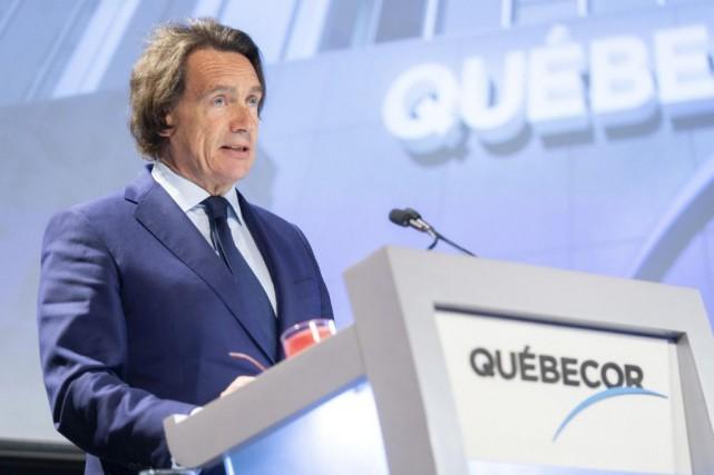 L'annonce de l'intérêt de Pierre Karl Péladeau pour... (PHOTO PAUL CHIASSON, LA PRESSE CANADIENNE)