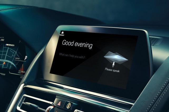 Il est temps qu'on se parle, dit BMW.... (PHOTO BMW)