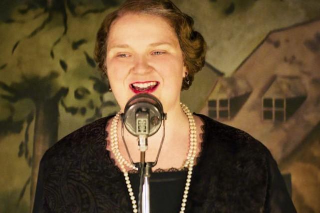 Debbie Lynch-White dans La Bolduc, de François Bouvier... (PHOTO FOURNIE PAR CARAMEL FILMS)