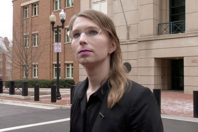 Chelsea Manning a déjà passé sept ans en... (PHOTO ANDREW FISCHER, ARCHIVES REUTERS/FORD FISCHER/NEWS2SHARE)