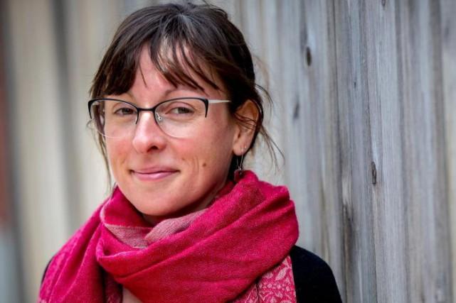 Mélissa de La Fontaine, conférencière, consultante et auteure... (PHOTO OLIVIER JEAN, LA PRESSE)