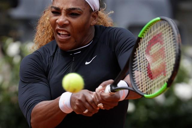 Serena Williams... (PHOTO AP)
