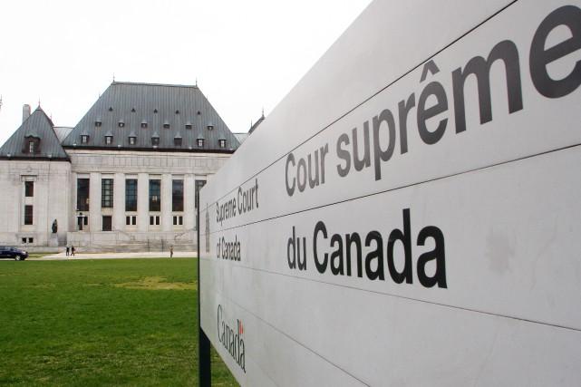 La Cour suprême tiendra un événement public à... (PHOTO ÉTIENNE RANGER, ARCHIVES LE DROIT)