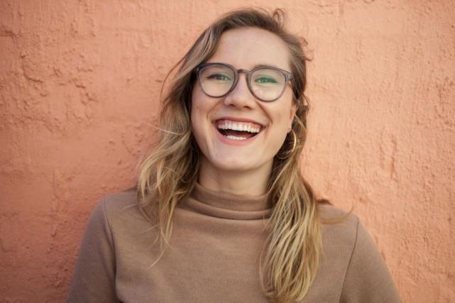 Jessica Sanders, auteure deCher corps, je t'aime... (PHOTO FOURNIE PAR JESSICA SANDERS)