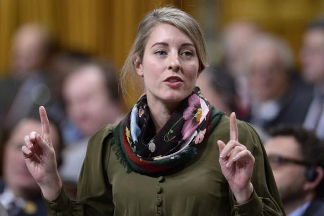 La ministre des Langues officielles et de la... (PHOTOJUSTIN TANG, ARCHIVES LA PRESSE CANADIENNE)