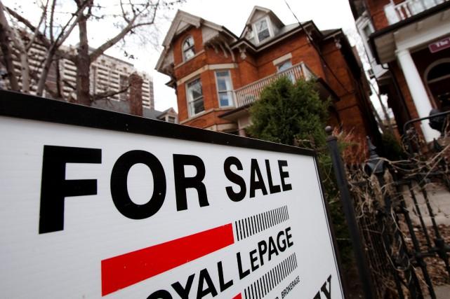 L'amélioration des ventes résidentielles est survenue au moment... (PHOTO MARK BLINCH, REUTERS)