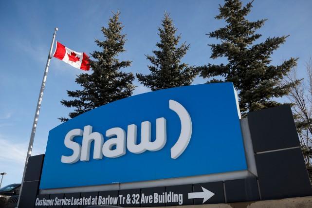 Shaw Communications a annoncé mercredi qu'elle vendait sa participation dans... (PHOTO JEFF MCINTOSH, ARCHIVES LA PRESSE CANADIENNE)
