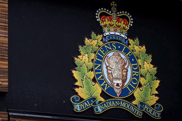Un homme recherché par la police en Colombie-Britannique a été arrêté dans une... (PHOTO DARRYL DYCK, ARCHIVES LA PRESSE CANADIENNE)