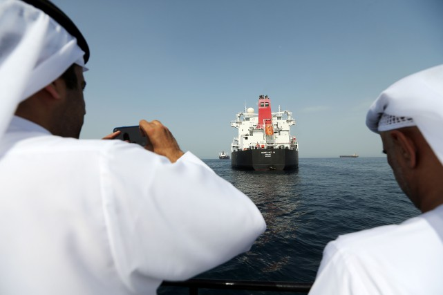 Le gouvernement saoudien a dénoncé «des actes subversifs»... (PHOTO REUTERS)