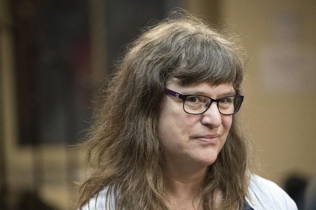 La présidente de la FFQ, Gabrielle Bouchard... (PHOTO ROBERT SKINNER, ARCHIVES LA PRESSE)