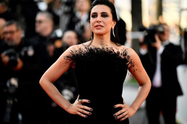 La cinéaste libanaise Nadine Labaki préside le jury... (PHOTO CHRISTOPHE SIMON, AGENCE FRANCE-PRESSE)