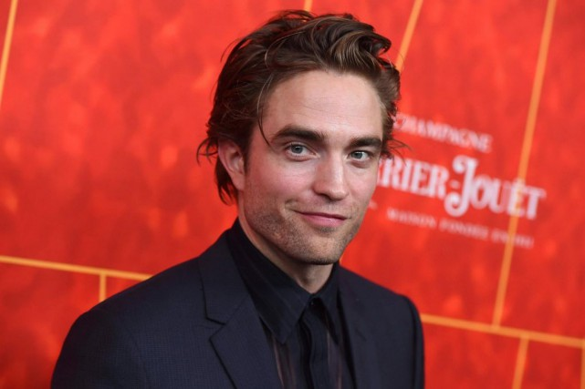 Robert Pattinson devrait revêtir le costume de Batman... (PHOTOJORDAN STRAUSS, ARCHIVES ASSOCIATED PRESS)