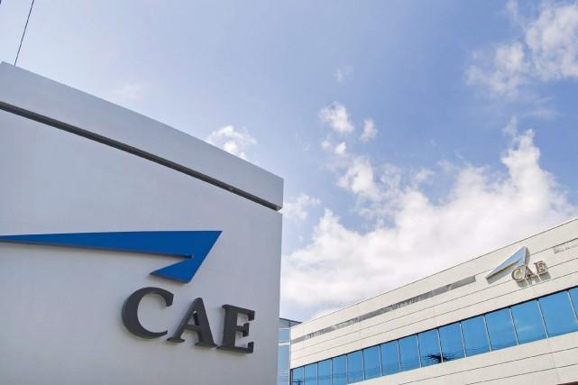 Le spécialiste québécois des simulateurs et de la formation CAE a dépassé les... (PHOTO GRAHAM HUGHES, ARCHIVES LA PRESSE CANADIENNE)