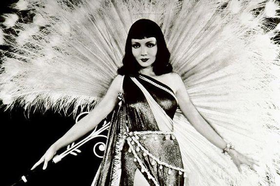 Claudette Colbert dans le filmCleopatra de Cecil B.... (PHOTO FOURNIE PAR LA PRODUCTION)