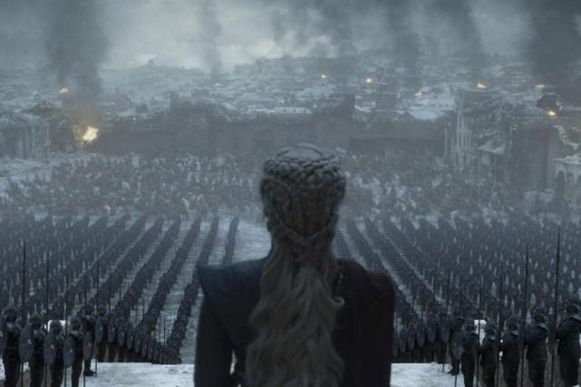 Daenerys,dont on suit depuis huit ans la lente... (PHOTO FOURNIE PAR HBO)