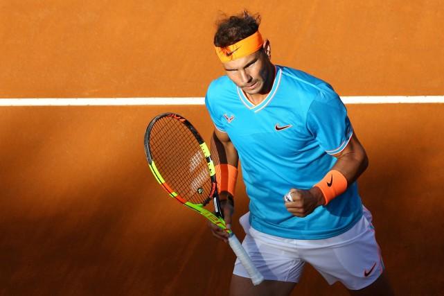 À Rome, Nadal remporte son premier titre en 2019 contre Djokovic