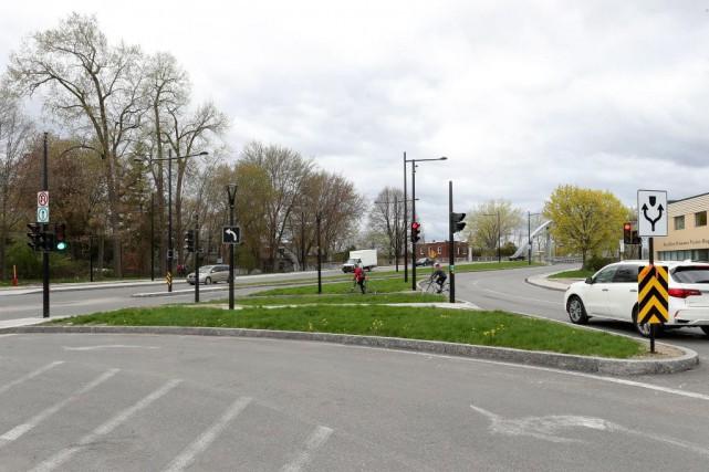 La Ville de Montréal financera un projet de... (PHOTO ROBERT SKINNER, LA PRESSE)