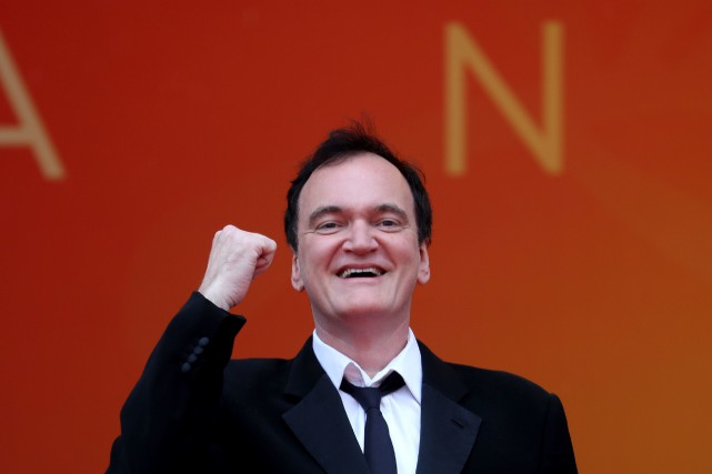 Quentin Tarantino... (PHOTO VALERY HACHE, AGENCE FRANCE-PRESSE)