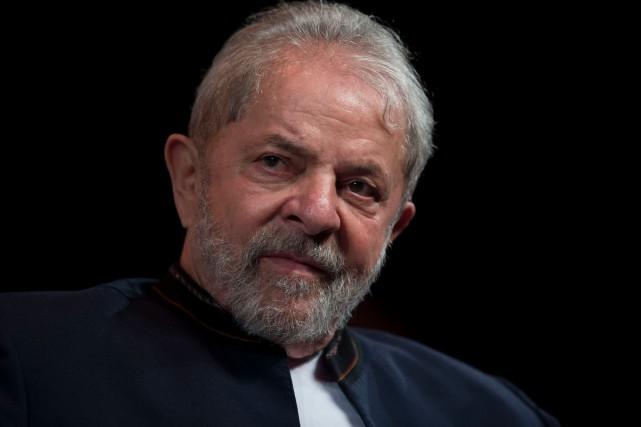 Luiz Inacio Lula da Silva... (PHOTO MAURO PIMENTEL, ARCHIVES AGENCE FRANCE-PRESSE)