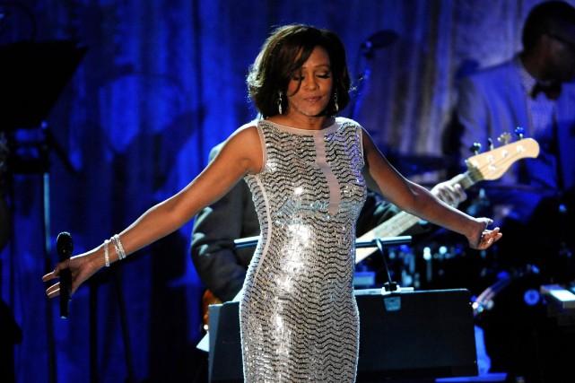 Whitney Houston en 2011.... (PHOTO PHIL MCCARTEN, ARCHIVES REUTERS)