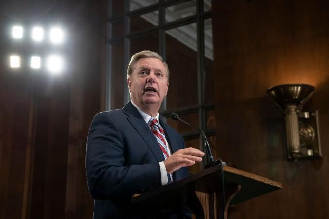 Lindsey Graham prône une «réponse militaire écrasante» en cas d'acte hostile de l'Iran
