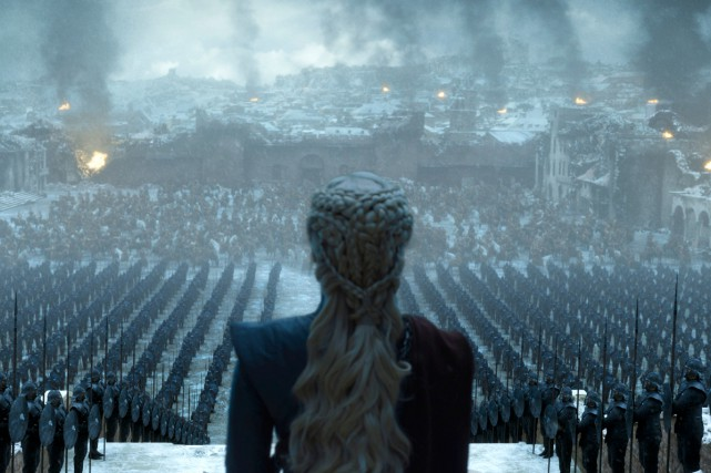 L'ultime épisode de Game of Thrones bat le record d'audience de HBO