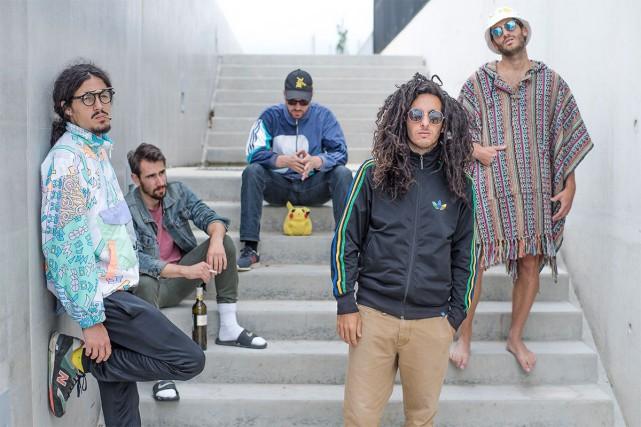 Le groupe Clay&Friends... (PHOTO FRANÇOIS BAUDRY, FOURNIE PAR SPECTRA)