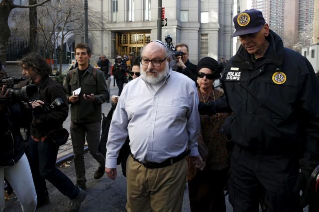 Âgé de 64 ans, Jonathan Pollard a été... (ARCHIVES REUTERS)