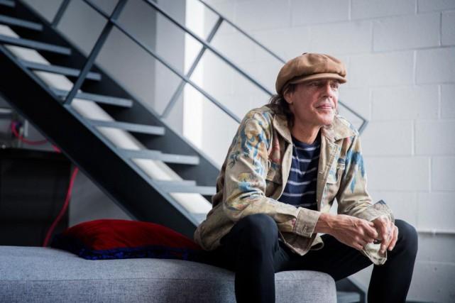 Le chanteur Jean Leloup sort son nouvel album... (PHOTO MARCO CAMPANOZZI, LA PRESSE)