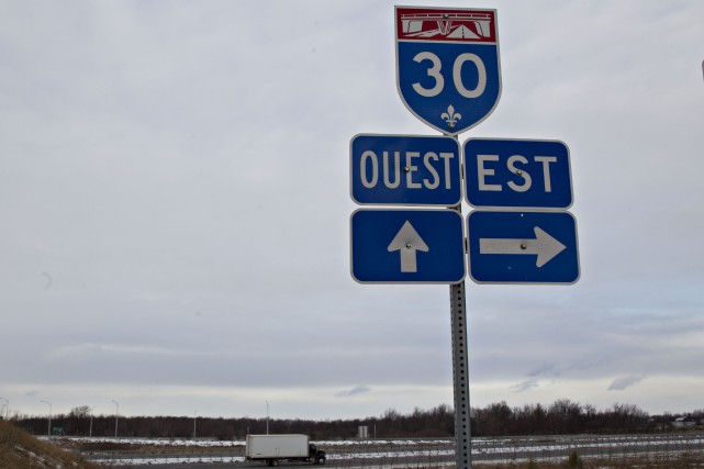Le ministère des Transports du Québec (MTQ) a... (PHOTO OLIVIER JEAN, ARCHIVES LA PRESSE)