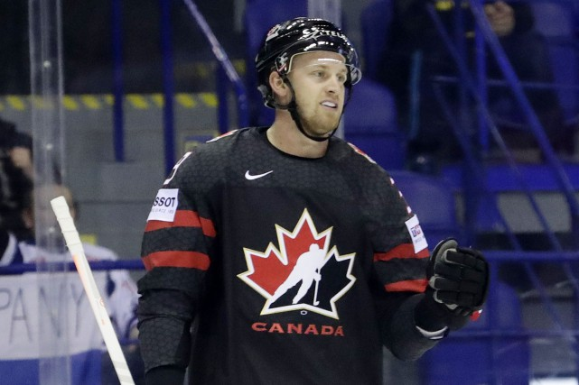 Ice Hockey World Championships - Group A -... (PHOTO DAVID W CERNY, REUTERS)