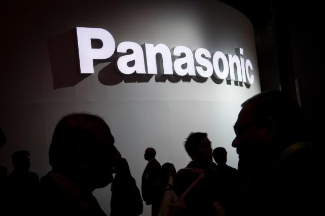 Le géant japonais de l'électronique Panasonic a annoncé jeudi la suspension de... (PHOTO DAVID PAUL MORRIS, ARCHIVES BLOOMBERG)