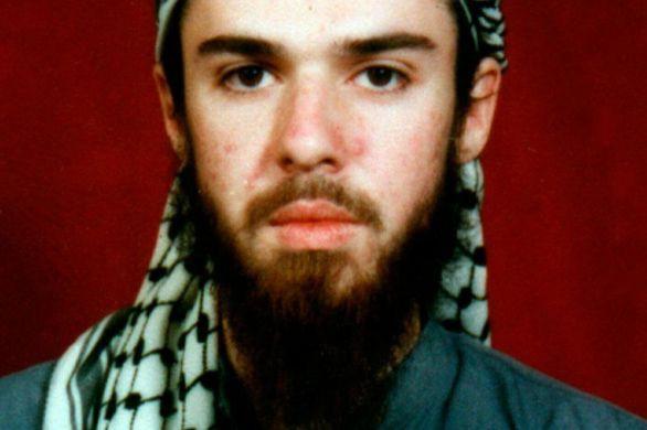 John Walker Lindh, dit le « taliban américain... (PHOTO ARCHIVES ASSOCIATED PRESS)