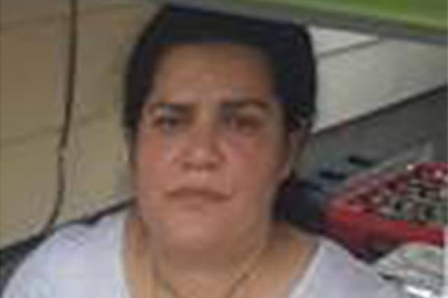 Elsa Maria Vargas Valerin... (PHOTO FOURNIE PAR LA POLICE)