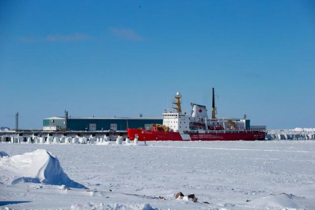 Le gouvernement canadien consacrera 15,7milliards de dollars à... (PHOTO DAVID BOILY, ARCHIVES LA PRESSE)