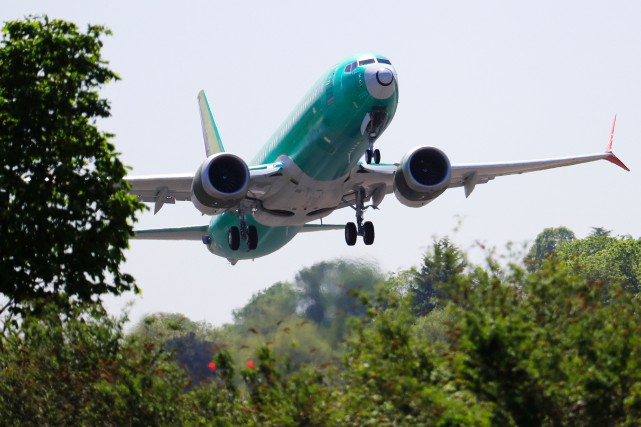 Boeing 737 MAX: le Canada fait encore confiance aux États-Unis
