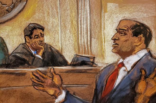 Le juge de district Edgardo Ramos avait statué... (PHOTO REUTERS)